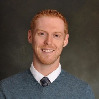 Dr. Matthew Booth Headshot